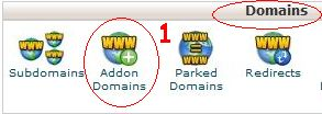 Cara Setting add on Domain