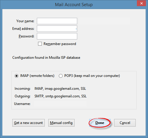 mail account setup2