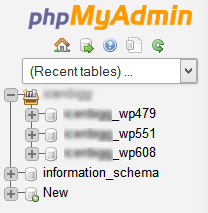 php my admin2