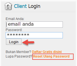 login-client-area