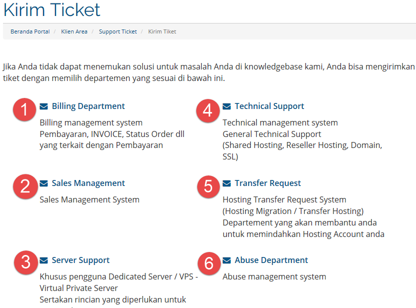 creat ticket support-2